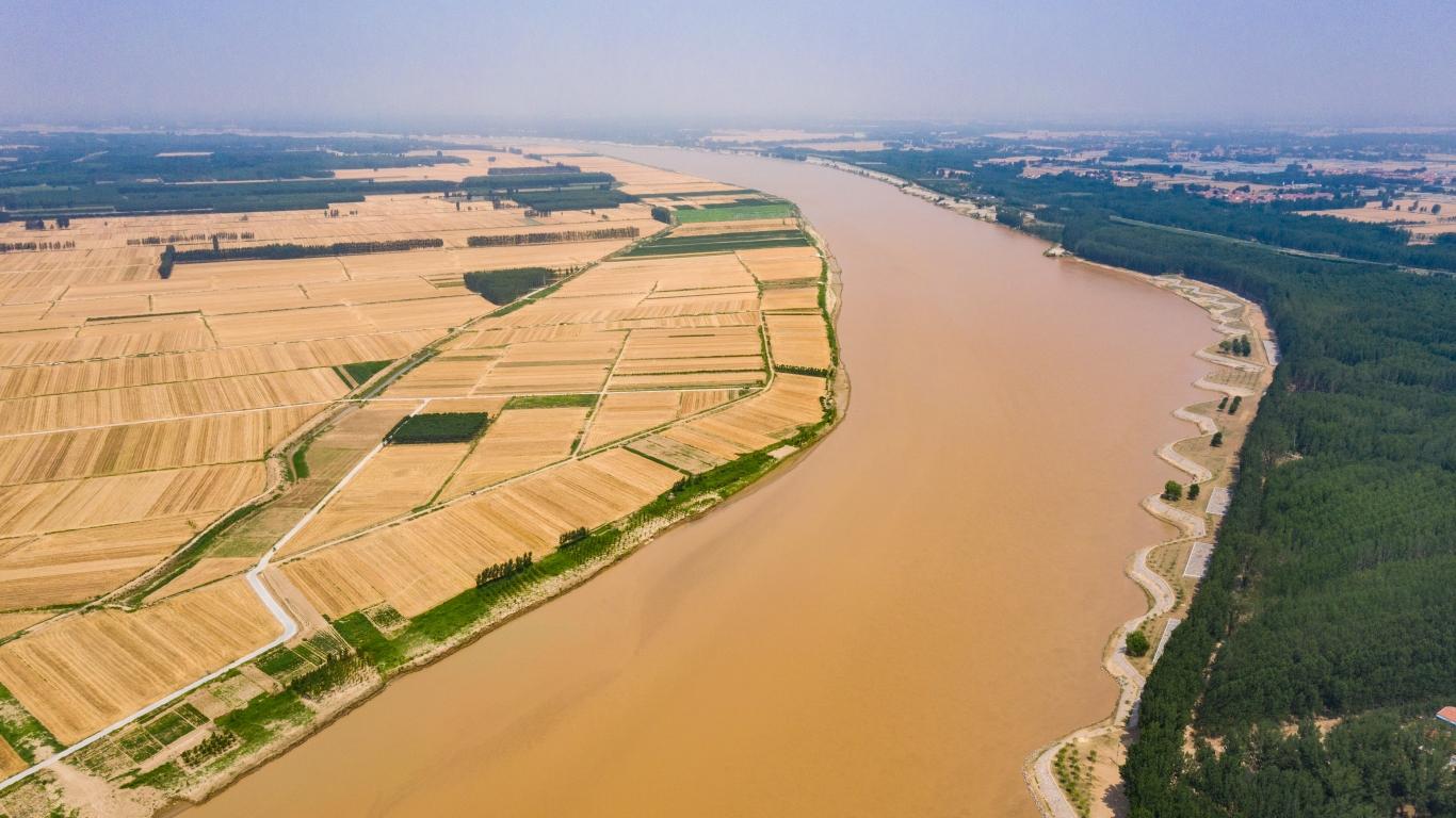 第四屆中國黃河旅游大會在淄博高青啟動