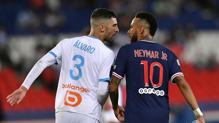 内马尔染红,巴黎0-1不敌马赛遭两连败