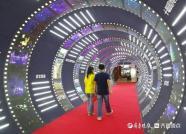 """夜享风筝都融进""""时光隧道"""",潍坊向世界亮出夜经济""""新名片"""""""