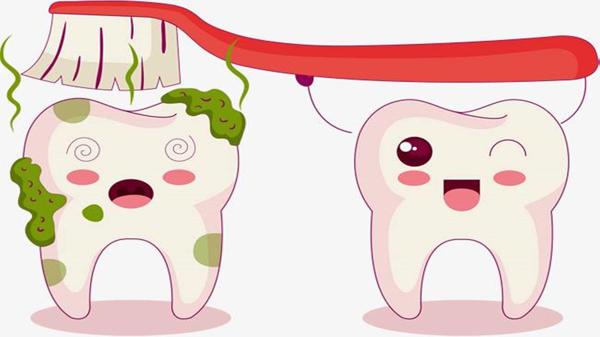 """""""吃""""出一口健康好牙"""