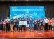 帆都鸢都携手扬帆!半岛城市帆船拉力赛潍坊港举行第一赛段颁奖