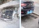 雨水井内塞满各种垃圾…潍坊城区多处路段存在该问题