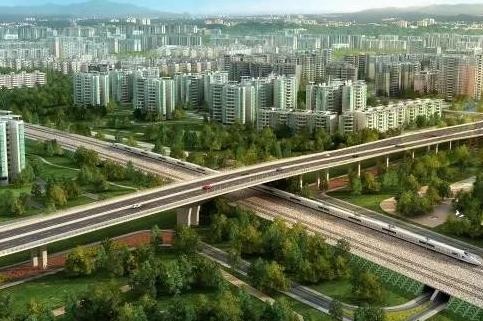 潍坊清平路跨铁路立交桥最新进展来了!