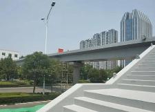 今年潍坊奎文区计划新建7处过街天桥,位置在…
