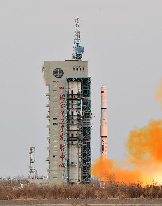 我国成功发射遥感三十一号03组卫星