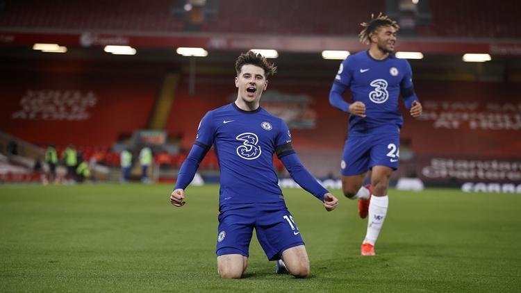 主场5连败!芒特破门 利物浦0-1切尔西跌至第7
