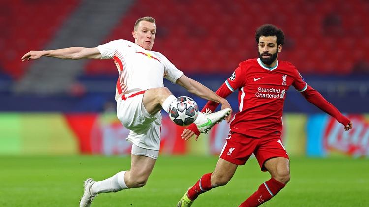 萨拉赫马内建功 利物浦总分4-0莱比锡晋级
