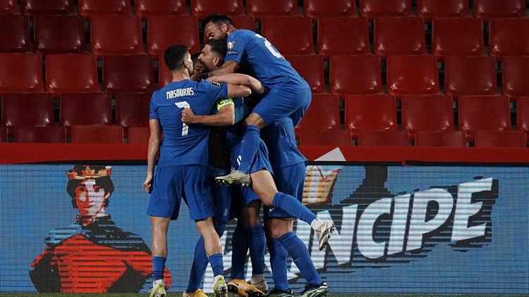 莫拉塔破门马丁内斯送点 西班牙1-1希腊