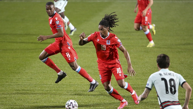 C罗破门!葡萄牙3-1逆转卢森堡