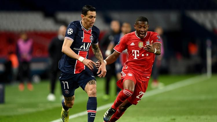 巴黎主场0-1总分3-3拜仁