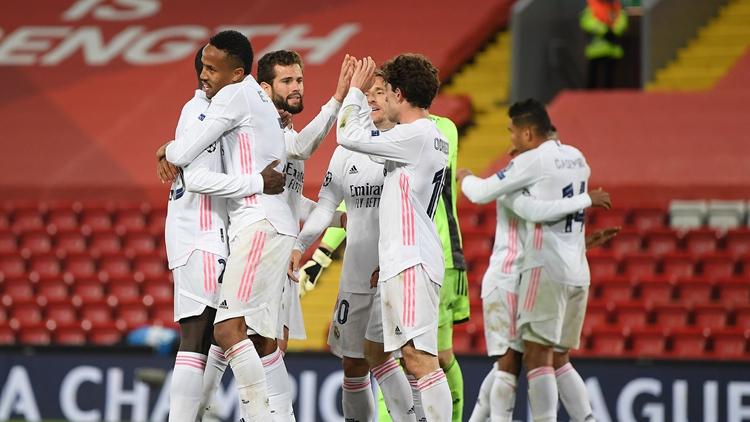 皇马总比分3-1晋级欧冠四强