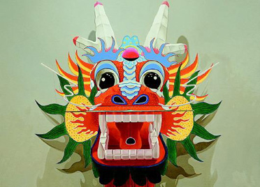 第38届潍坊国际风筝会:一次油画艺术与风筝的对话