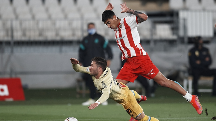 德托马斯失点 西班牙人1-1止5连胜