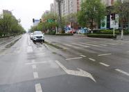 司机不进待行区 潍坊交警开始行动了
