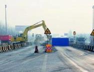 潍坊北海路玉清街交叉口封闭施工!