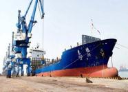 潍坊港石油焦集散基地落成,增开4条内外贸集装箱航线