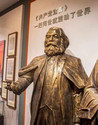 寻声记剧透丨走近首版《共产党宣言》中文全译本
