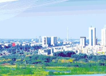 昌邑市:盐碱地建成社会主义新农村