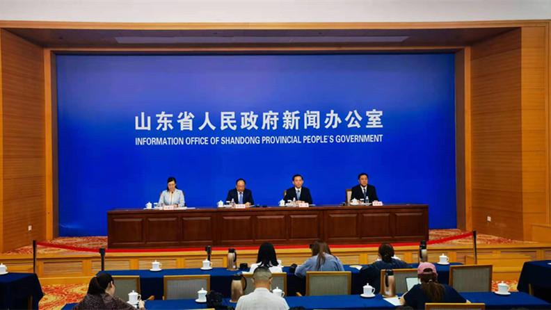 鲁港经济合作洽谈会筹备情况新闻发布会