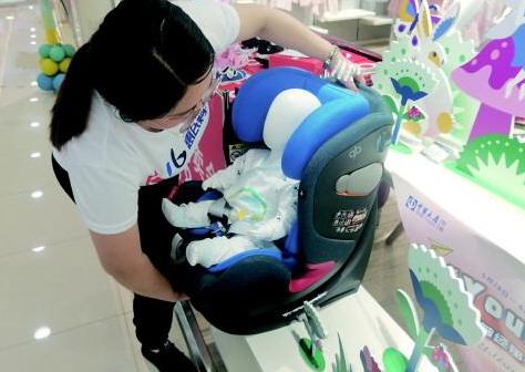 儿童安全座椅使用入法,你安了吗?潍坊市销售和使用情况不佳