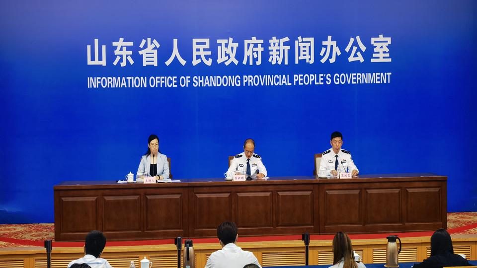 山东省公安机关打击污染环境和破坏自然资源违法犯罪工作成效