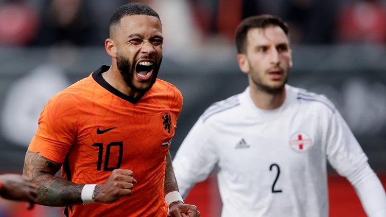 德佩传射 荷兰3-0胜格鲁吉亚