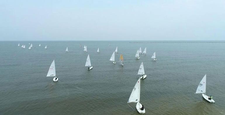 乘风破浪 扬帆潍坊滨海欢乐海