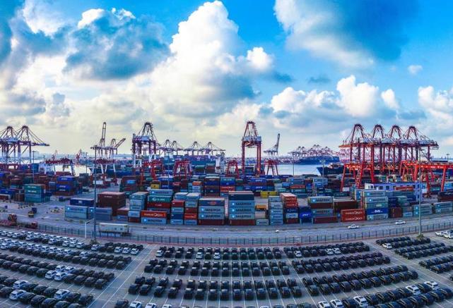 青岛5月进口值创历史新高 进出口值为历史次高