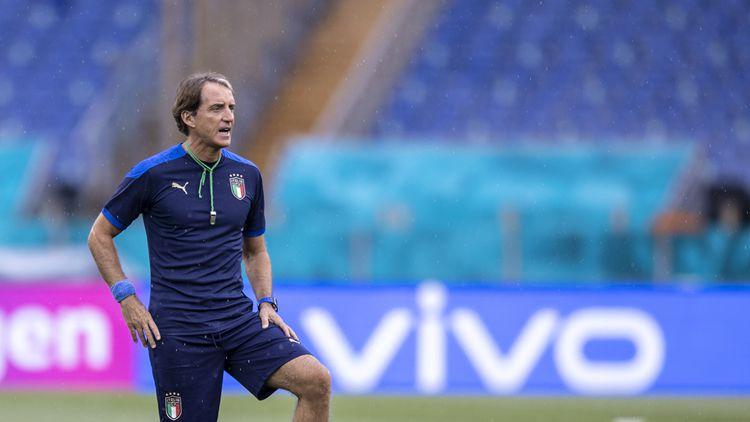 欧洲杯今夜打响!意大利主帅C位训话