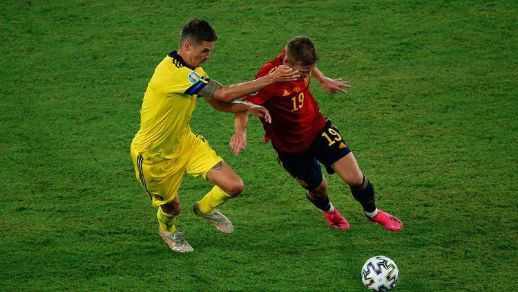 奧爾森3神撲 西班牙0-0平瑞典