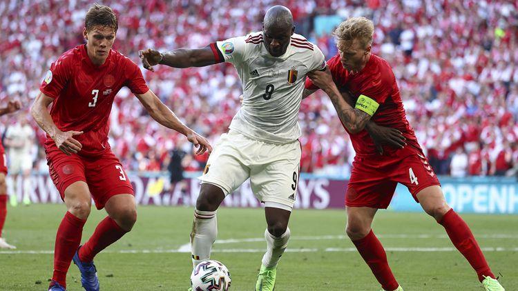 丁丁傳射小阿扎爾破門 比利時2-1勝丹麥出線