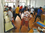 """潍坊一特教学校老师们盼寻一个操场,让""""星星的孩子""""自在成长!"""