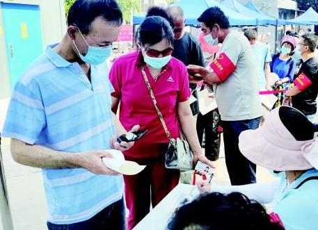 """潍坊:""""疫苗接种""""志愿服务获好评"""