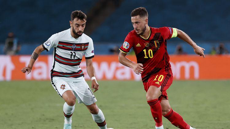 小阿扎爾世界波 比利時1-0淘汰葡萄牙