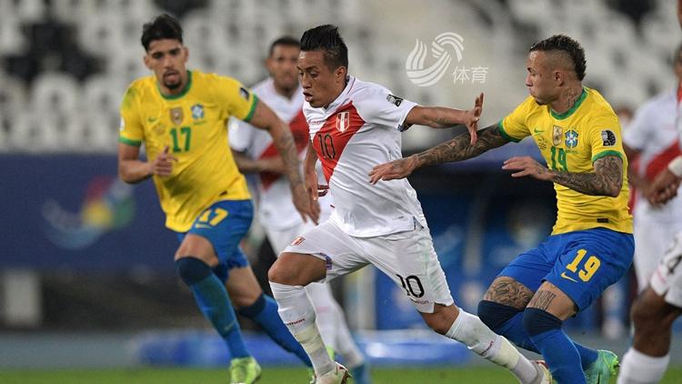 帕奎塔破门,巴西一球小胜秘鲁晋级美洲杯决赛
