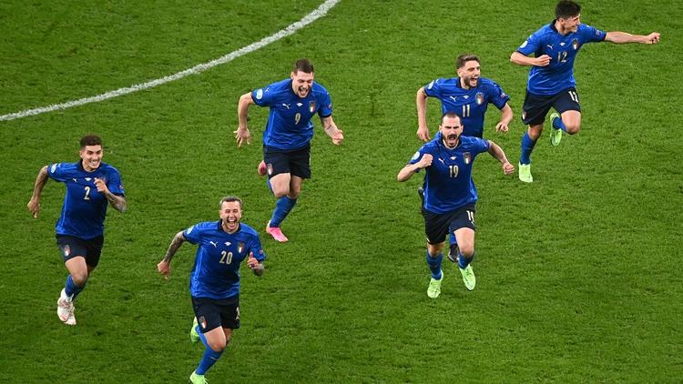 意大利淘汰西班牙挺進歐洲杯決賽