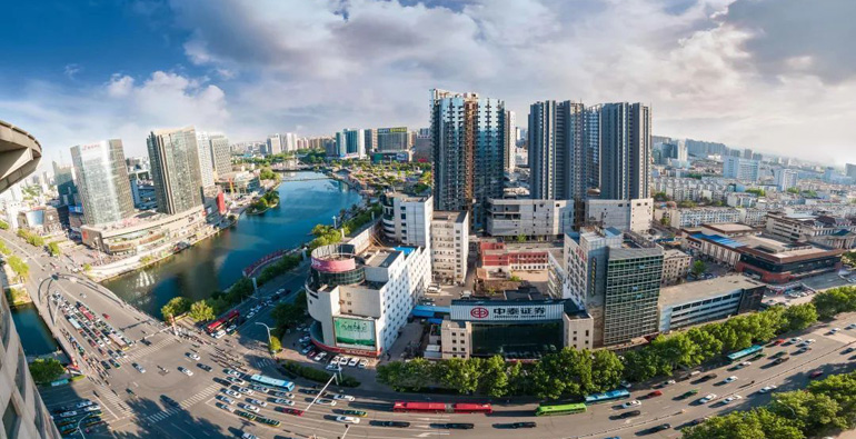 现代产业发展新高地的潍城答卷