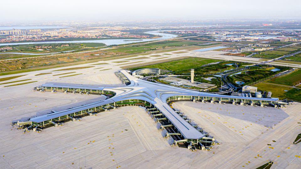 起飞倒计时!探访青岛胶东国际机场