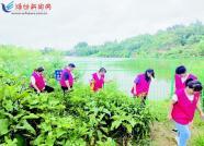 潍坊青州:发挥志愿服务力量 做好防汛防溺水工作