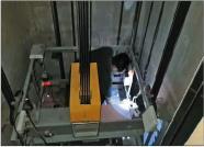 潍坊四千余部电梯装上阻车系统