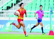 首次参奥就冲进前七 潍坊姑娘助力中国女橄破纪录