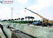 潍坊经济区从源头治理、管网改造到末端整治 全面提升河流水质