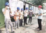 潍坊市在建工地实行封闭管理