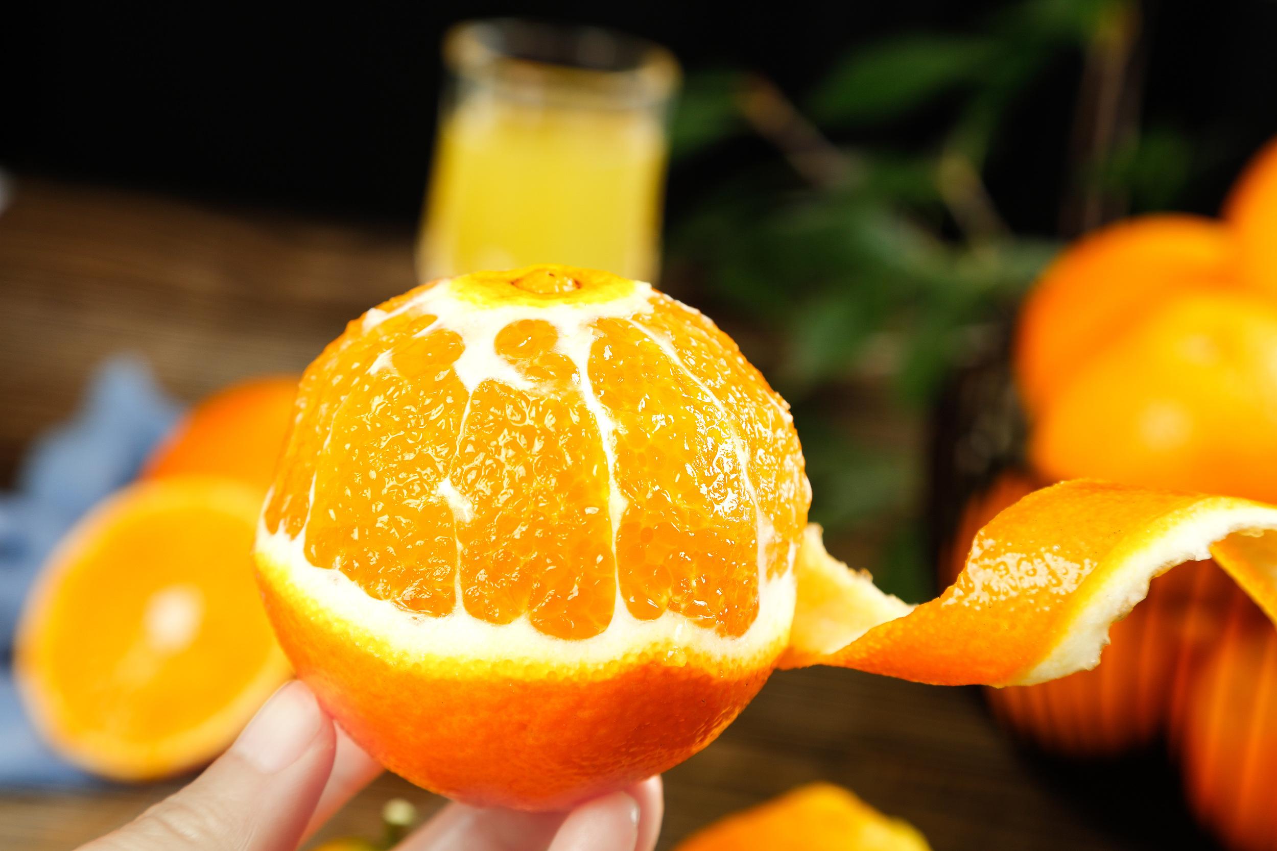 橙皮别扔 加点酒教你DIY健胃糖浆