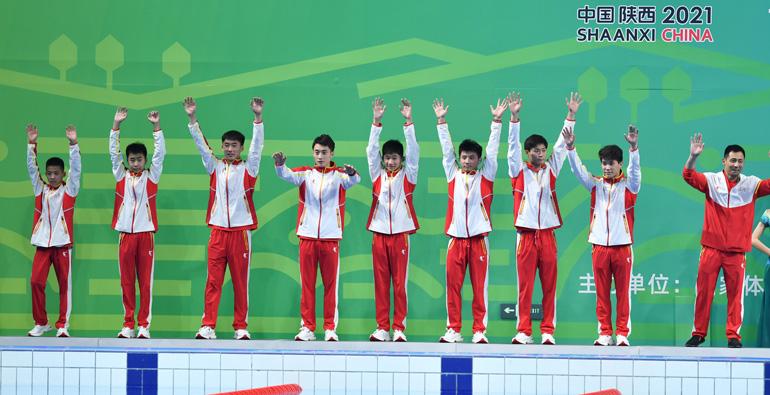 出征!潍坊市95名运动员参加第十四届全运会