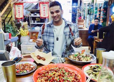 今逢佳节不孤单!在潍坊的外国友人中秋节这样过