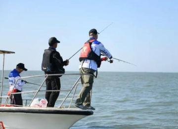 全国海钓锦标赛将在威海南海举办
