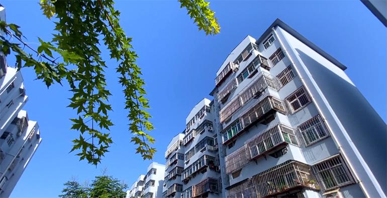 潍城区投资约4.2亿元改造112个老旧小区 2.3万户居民过上好日子