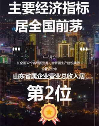 创新高!前三季度山东省属企业实现营收15286.4亿