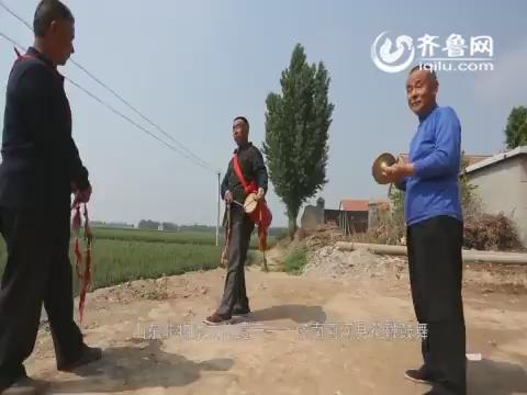 山东非物质文化遗产——济南商河县花鞭鼓舞